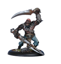 Cryx Black Orgun Boarding Pirate (1)